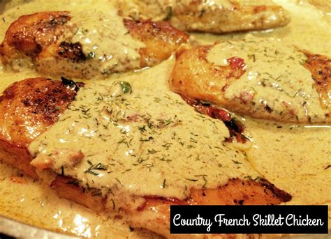 country chicken recipe country skillet chicken bee s recipes