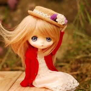 cute doll romantic style wallpaper ipad 3