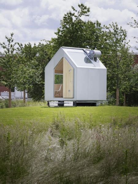 small self sustaining homes high tech self sufficient tiny house