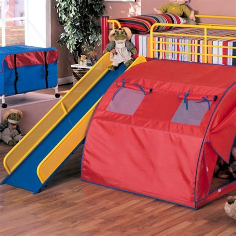 bed with slide and tent 10 of the most fun kids beds with slides