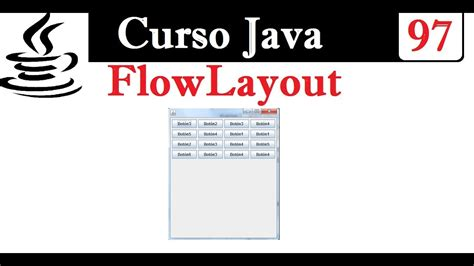 java layout manager youtube 97 java layouts managers 191 qu 233 son 191 c 243 mo usarlos