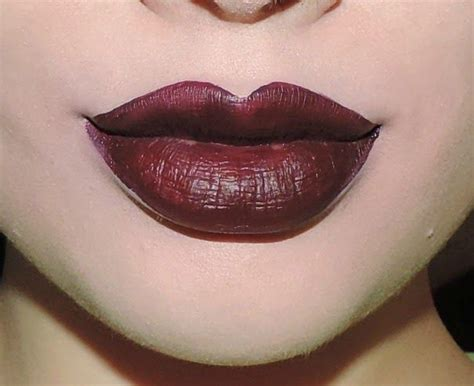 La Splash Lip Couture Malevolent lasplash cosmetics lip couture liquid lipstick in malevolent make up ideas