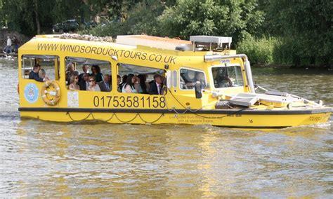 duck boat tour tickets windsor duck tour windsor duck tours groupon