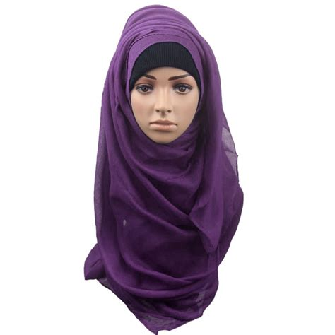 muslim scarf hat cap bone bonnet islamic band neck