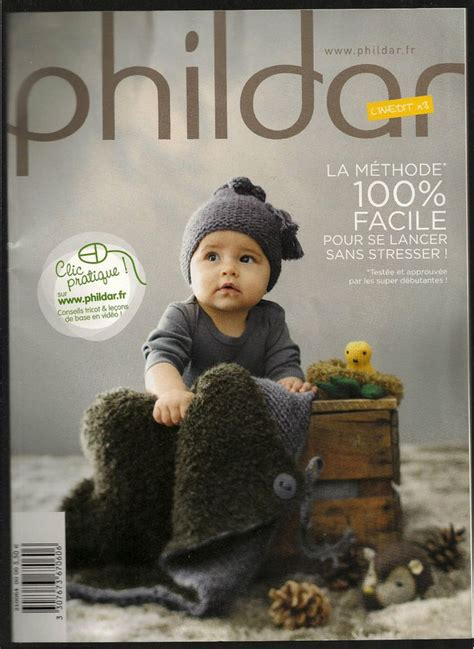 phildar knitting crochet pattern book baby layette 145 best images about tricot enfants et layette on