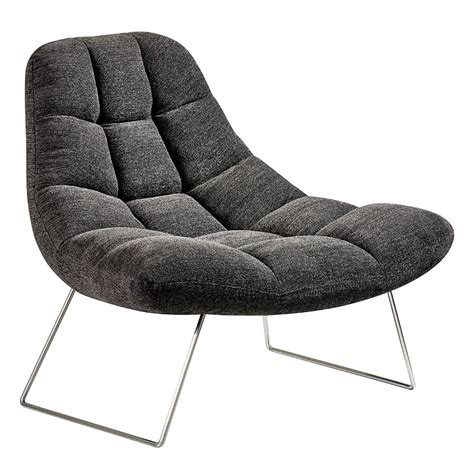 modern furniture burlington modern lounge chairs burlington charcoal chair eurway