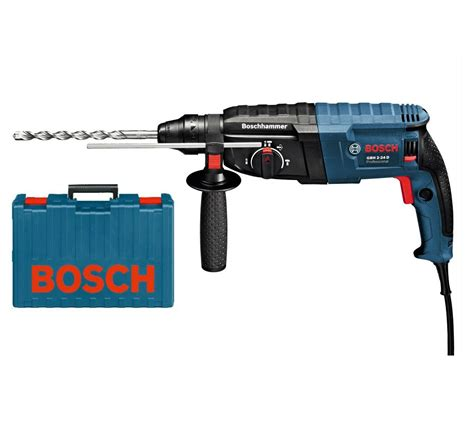 Bor Bosch Gbh 2 24 bosch gbh 2 24 d sds rotary hammer in carry powertool world