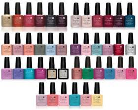 shellac colors shellac nails