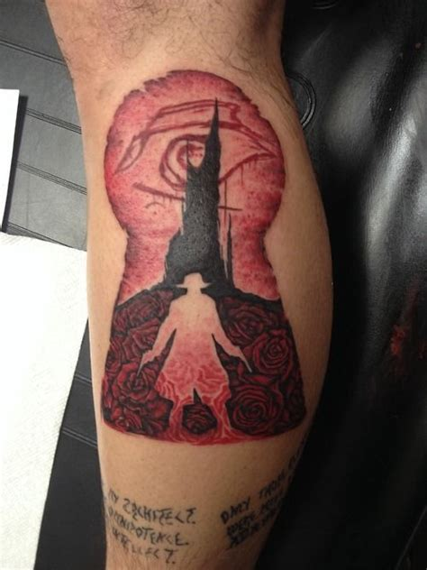 the dark tower tattoo 25 best ideas about tower on the