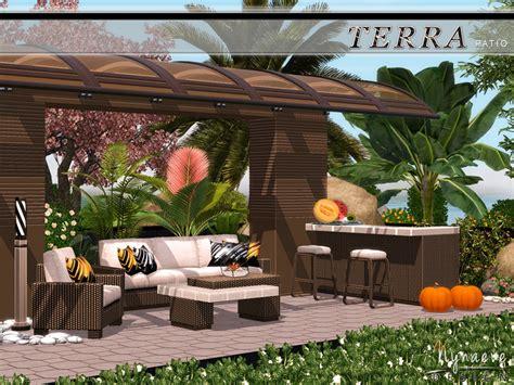 Nynaevedesign S Terra Patio Terra Outdoor Furniture