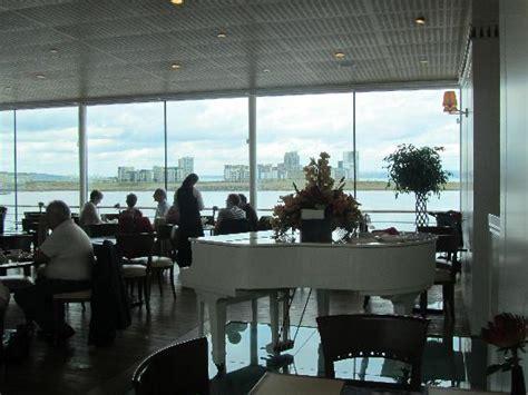 royal tea room the sun lounge picture of royal yacht britannia edinburgh tripadvisor