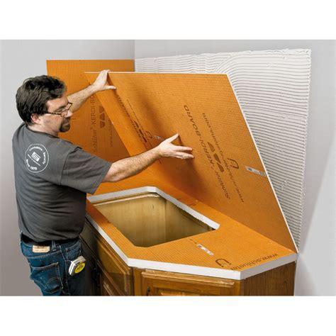 schluter kerdi board 62 5cm x 260cm buy schluter kerdi board online northants tools