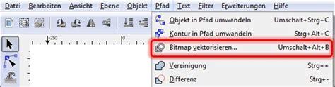 inkscape tutorial vektorgrafik bild pixelgrafik vektorisieren