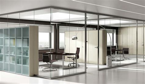 pareti attrezzate uffici pareti divisorie per ufficio