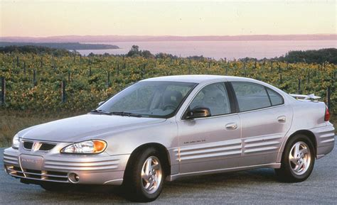 99 pontiac grand am car and driver