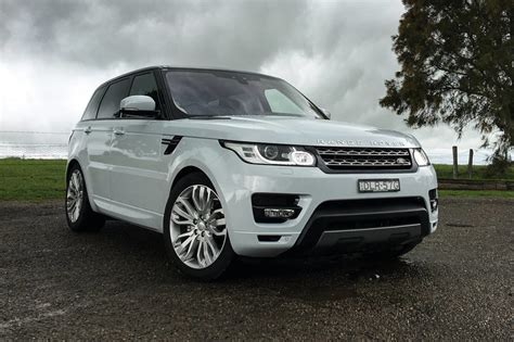 white land rover 2017 land rover range rover sport se tdv6 2017 review carsguide