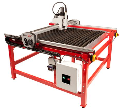 swift cut 44 cnc plasma cutting table