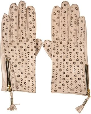 Agnes Hosss Clutch Bag Wont Bring You Luck But It Might Make You Happy by Topshop Floral Laser Cut Gloves 8 Lovely Gloves