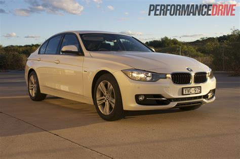 Line Bmw by 2012 Bmw 320i Sport Line Front Side