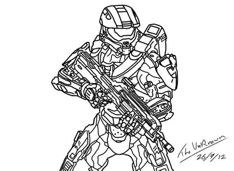 halo coloring pages memes
