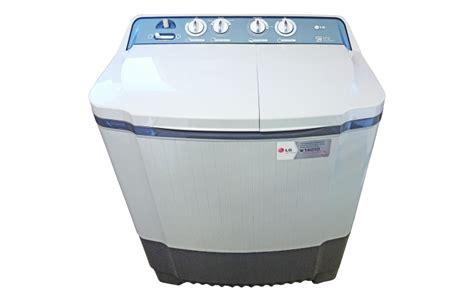 Mesin Cuci Lg Pintu Depan mesin cuci lg 2 tabung p800n sequis medan sequis medan