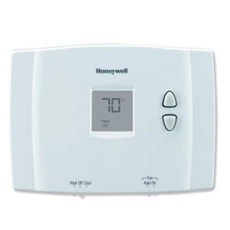 honeywell digital non programmable thermostat rth111b
