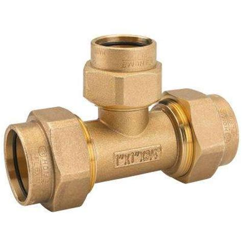 Specialty Plumbing Fittings by Home Flex Tees Wyes Fittings The Home Depot