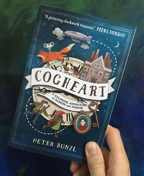 cogheart cogheart adventures 1 cogheart front cover peter bunzl