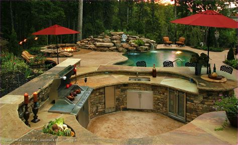 Best Backyard Lawn 12 Best Choice Of Backyard Designs With Pool And Outdoor