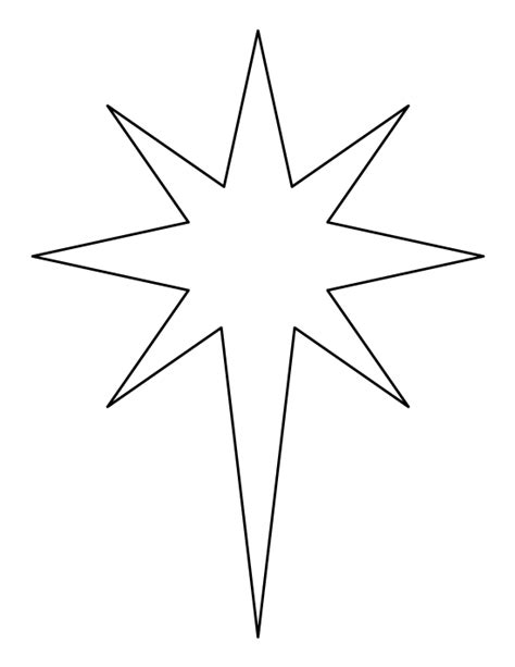 pattern for a christmas star printable bethlehem star pattern use the pattern for