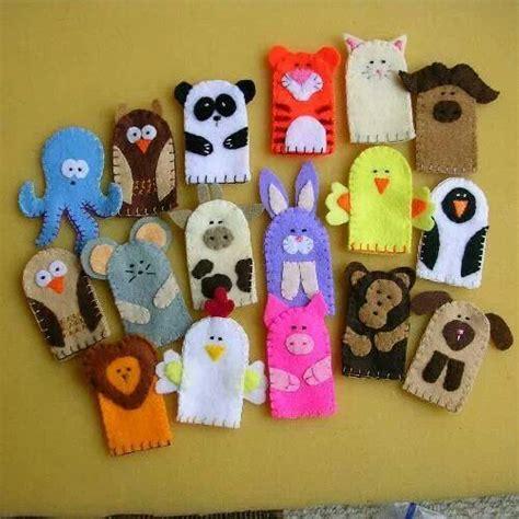 finger puppets diy und noch mehr fingerpuppen n 228 hen finger puppets fingers and puppets