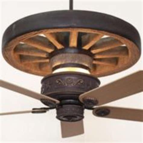 wagon wheel ceiling fan light copper canyon western star wagon wheel ceiling fan