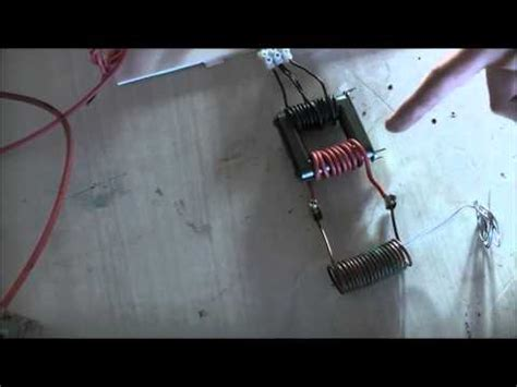 induction heater follow up spiral coil current tests zvs induction heater doovi