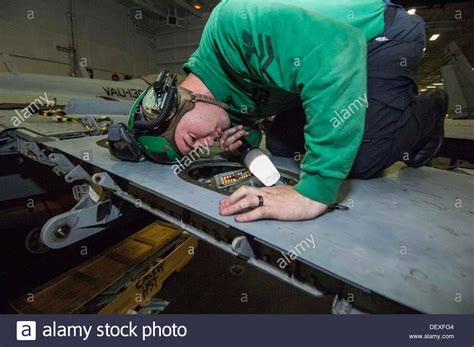 aviation electrician s mate 2nd class jonathan studnicka assigned to stock photo royalty free