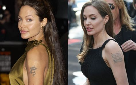 celebrity tattoo removal before after that removed their mistakes