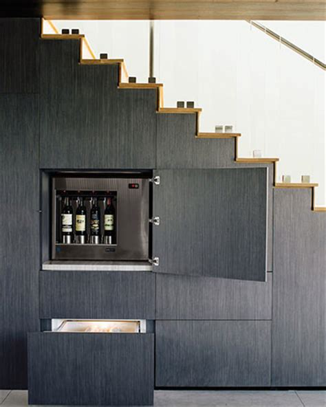 under stair case wine cooler 7 cleverly beautiful ways to store wine under your