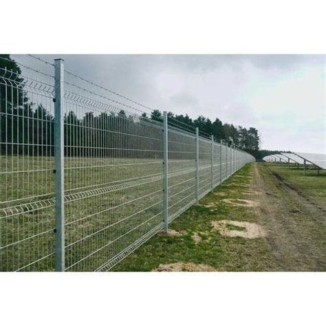 solar security fencing system solar fence guard sun solar power energy coimbatore id