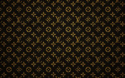 wallpaper lv gold 3840 x 2400