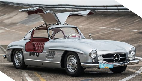 New Gullwing Mercedes by 1955 Mercedes 300sl Sportabteilung Gullwing