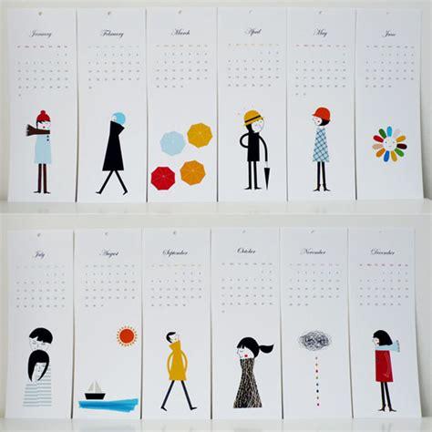 design blog calendar 55 creative and unique calendar designs uprinting