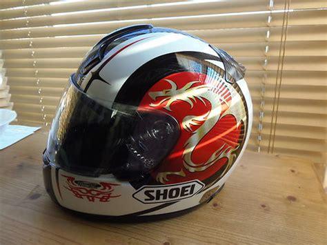 dom design helmet used shoei xr900 size medium nuevo design