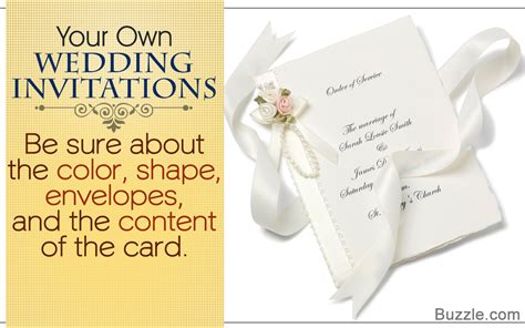 Make Wedding Invitations by How To Make Your Own Wedding Invitations