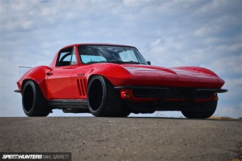 what is a corvette the big corvette speedhunters
