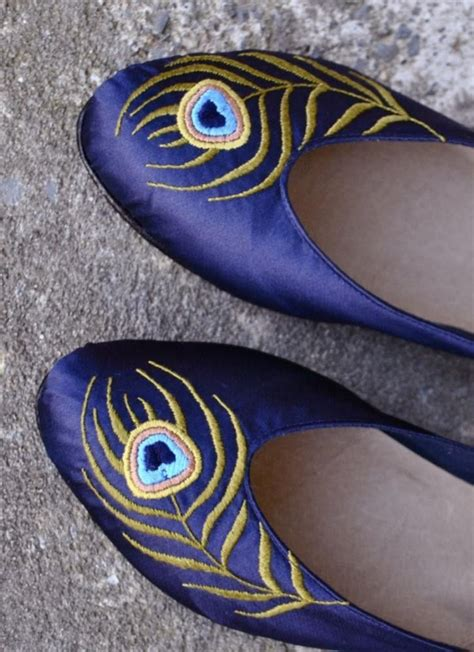 peacock flat shoes 17 best images about peacock shoes flats on