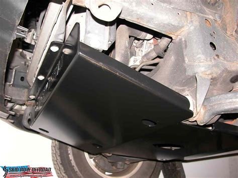 Toyota Skid Plates Skid Row Front Skid Plate For Toyota Tacoma 1996 2004