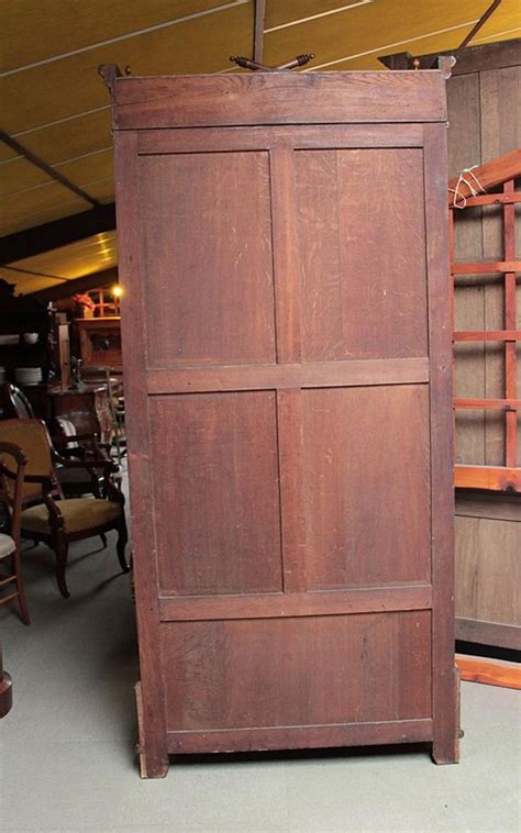 maple armoire armoire in maple and cherrywood antiquites lecomte