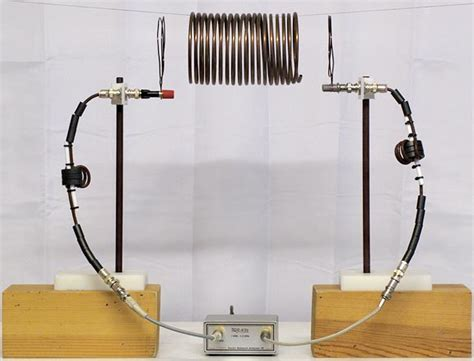 inductor coil measurement inductor self resonance experiments