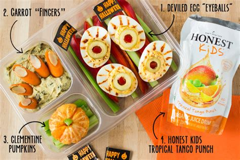 Kids Giveaway Ideas - spooky halloween lunchbox ideas honest kids giveaway noshon it