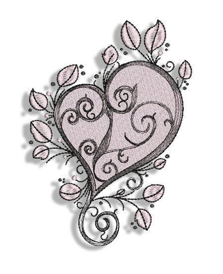 tattoo machine embroidery designs tattoo hearts machine embroidery designs 4x4 5x7