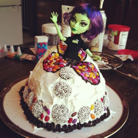 monster high cake ideas  designs echomon